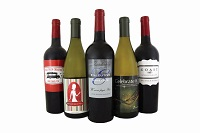 custome label wines
